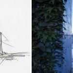 152 Elizabeth Street, Tadao Ando, Gabellini Sheppard, NYC starchitecture