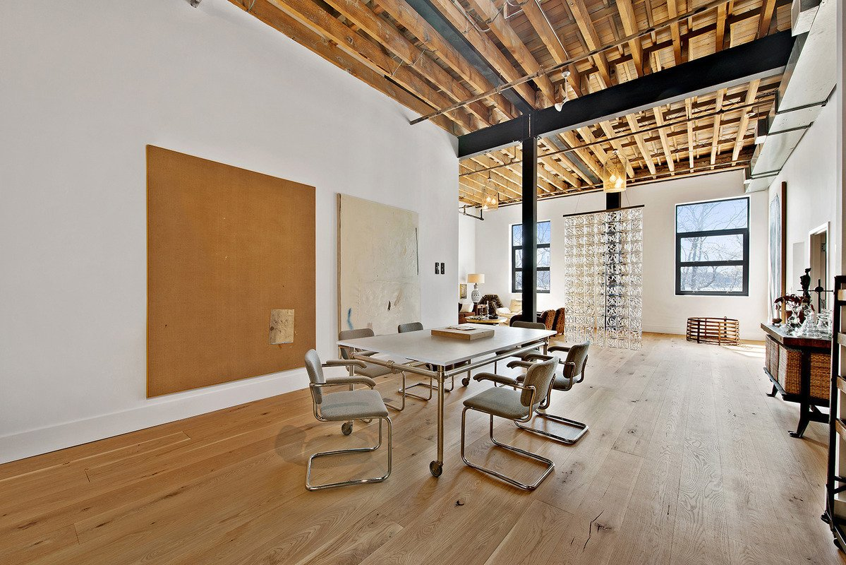 1 8 Million Greenpoint Apartment Is Loft Living At Its