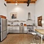 190 West Street #8 Kitchen