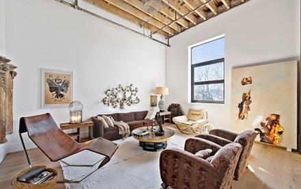 190 West Street #8 Living Room