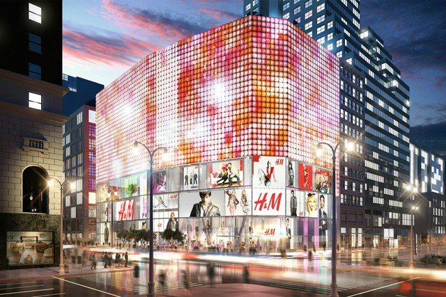 NYC's Billboards to be the Biggest in the USA: Even More ...