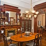 272 Berekley Place dining room