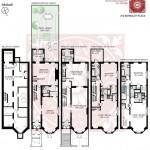272 Berkely Place floorplan