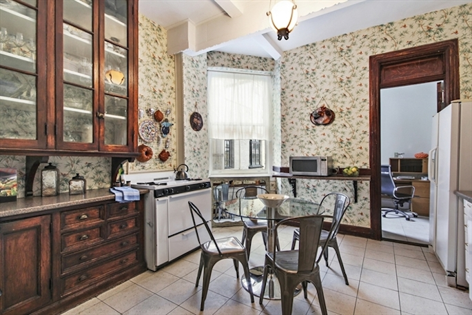 285 Central Park West, St. Urban, kitchen, country chic, country and city, new york interiors, million dollar listing
