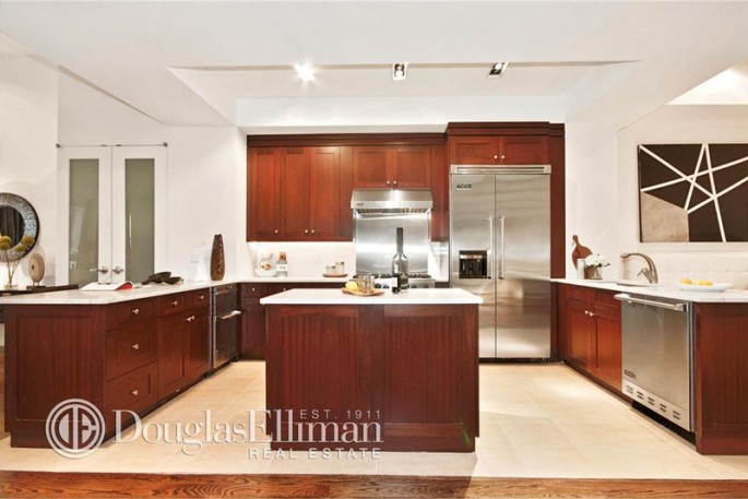 Perfectly picturesque tribeca penthouse is off the market for Perfect kitchen philippines
