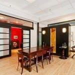 565 Broadway, 5W dining room