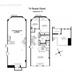 74 Reade Street, 1E floorplan