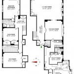 Annie Liebovitz new home floor plan