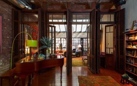 BD Wong, Law & Order: SVU, Noho apartment, NY TIimes,