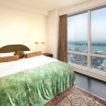 Deepak Chopra, 230 West 56th Street, Park Imperial, Deepak Chopra apartment, Deepak Chopra apartment interior, Deepak Chopra bedroom