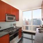Deepak Chopra, 230 West 56th Street, Park Imperial, Deepak Chopra apartment, Deepak Chopra apartment interior, Deepak Chopra kitchen