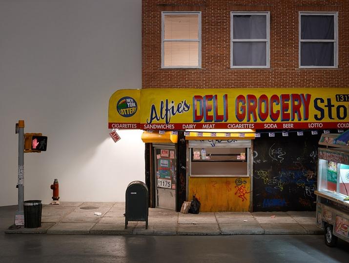 Drew Hamilton, Bushwick Art, STreet Corner Project, BRIC Art Media
