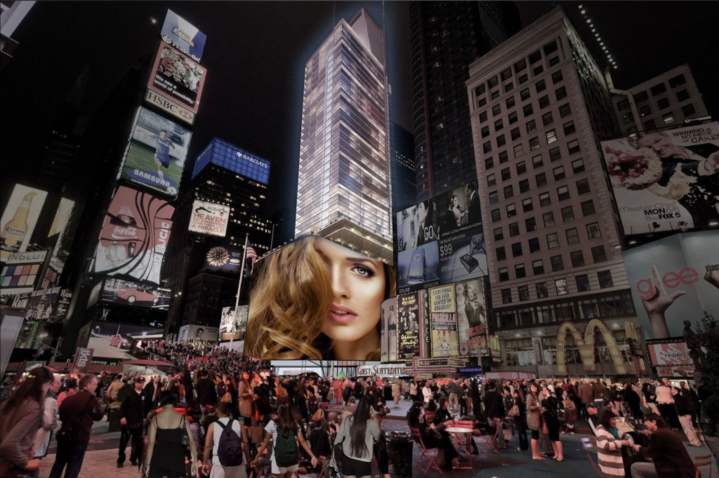 Times Square, Development, Hotel, Witkoff