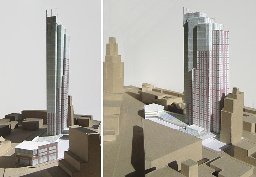 333 Schermerhorn Street, Dattner Architects, Brooklyn, skyscraper, Downtown Brooklyn