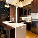 139 North 10th Street, Printhouse Lofts, kitchen
