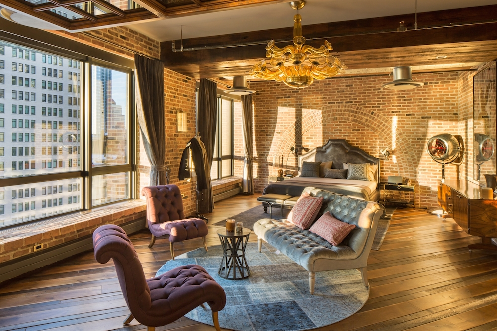 Stunning 13 million birkenstock penthouse takes you for Birkenstock store nyc