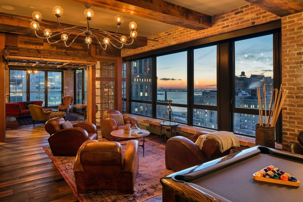 13 Stunning Apartments In New York: Stunning $13 Million Birkenstock Penthouse Takes You