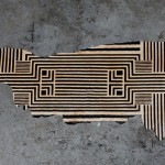 Painted Plains Rug designed by AVO's Brit Kleinman