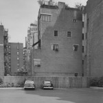 The parking lot where the Guggenheim Museum sits today