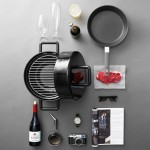 To Go Grill designed by Eva Solo | 6sqft