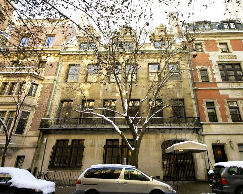 Manhattan mansions the 5 biggest single family homes 6sqft for Manhattan house for sale