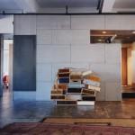 Hell's Kitchen Loft designed by Resolution 4 Architecture