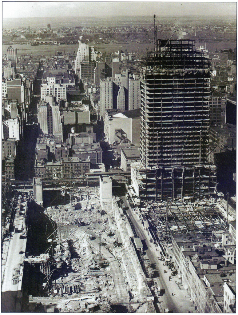 Flashback: See Five Famous New York City Buildings Under
