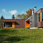 Vermont Cabin designed by Resolution 4 Architecture
