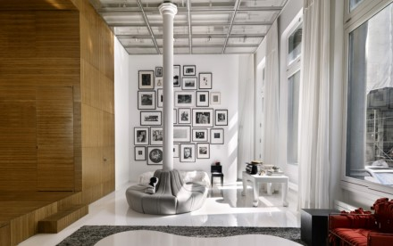White Street Loft designed by WORKas