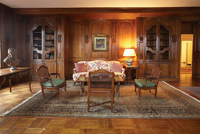 inside nyc penthouses, new york's first penthouse, manhattan's first penthouse, burden mansion nyc, burden mansion 1929, George Fuller Construction Company, 1107 Fifth Avenue , Marjorie Merriweather Post Hutton, Post Cereals, new york penthouse, famous penthouses, historic nyc penthouses