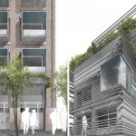 119 Orchard Street facade renderings