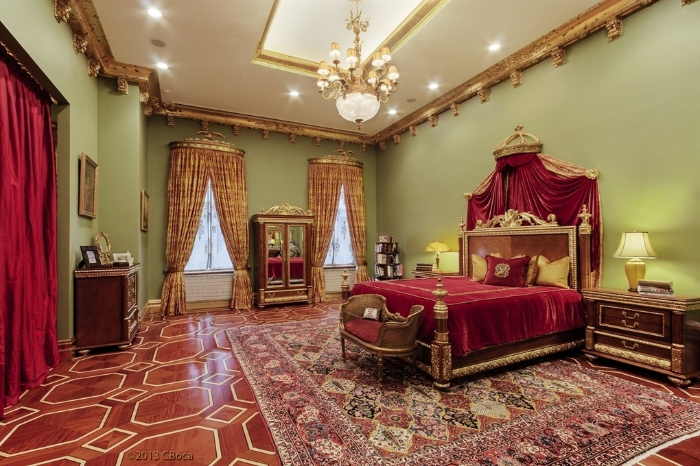 Bookworms rejoice upper east side mansion boasts palatial Master bedroom in a mansion