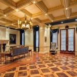 12 East 69th Street, Vincent and Teresa Viola, NYC mansions, Upper East Side mansions, biggest NYC houses, most expensive NYC real estate listings, coffered ceilings