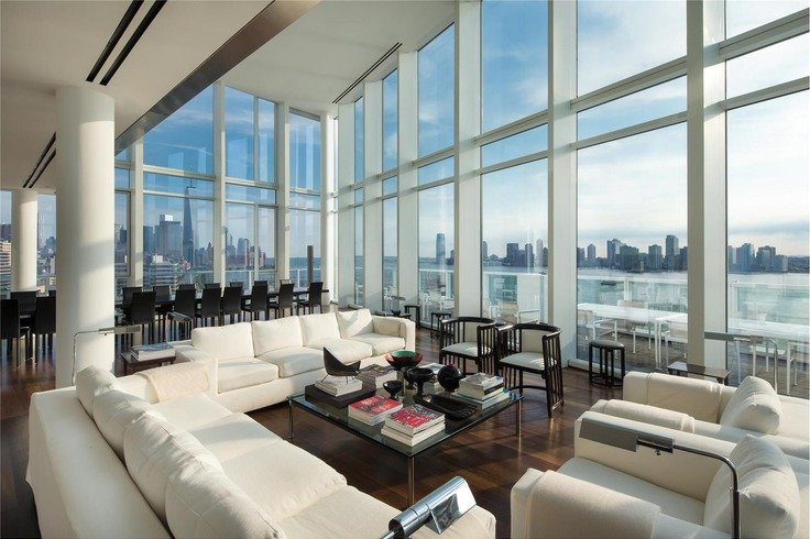 35 Million Richard Meier Penthouse Up For Resale For