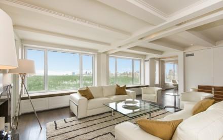 230 Central Park South PH17 interior, Ian Reisner and Matt Weiderpass, Southmoor House