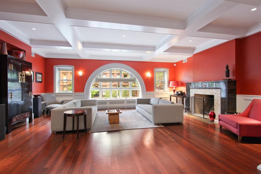 Brooklyn carriage houses, modern carriage house, 407 Vanderbilt Avenue, Clinton Hill real estate