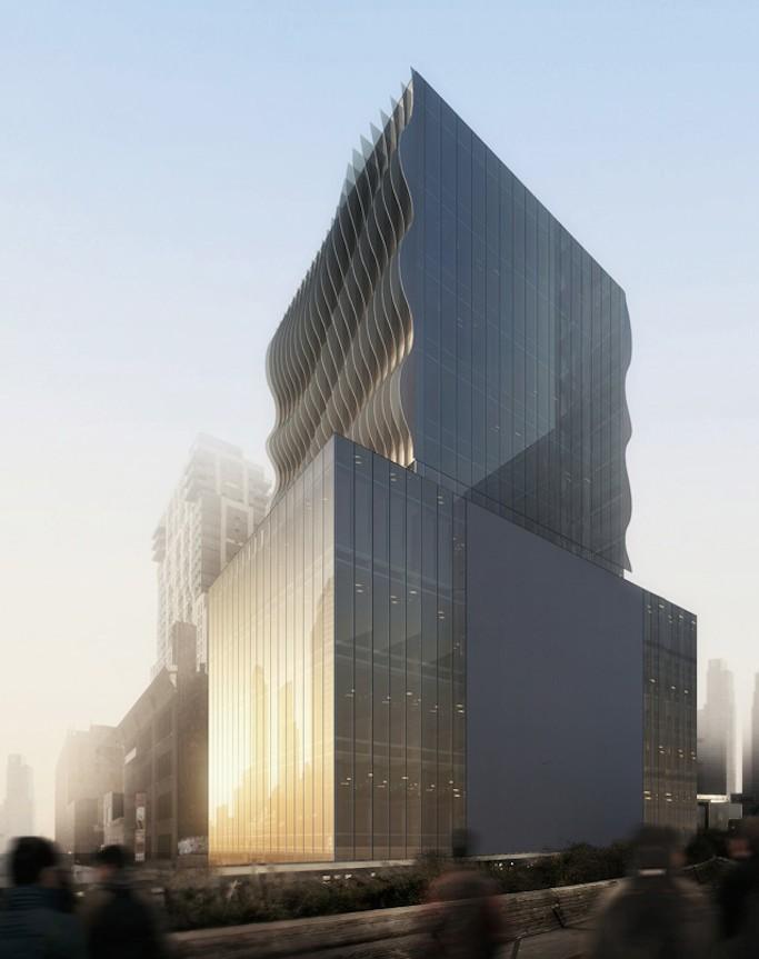 515 High Line, 515 West 29th Street, Soo Chan-designed