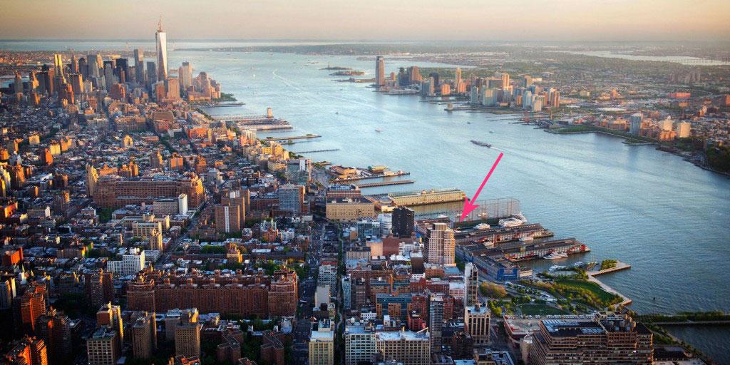 Norman Foster, Foster + Partners, New York, Manhattan, skyscrapers