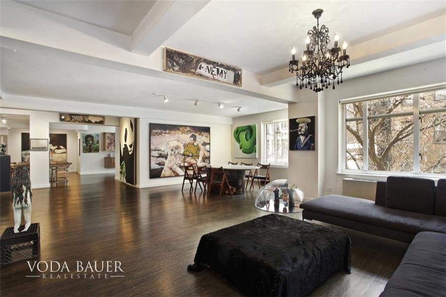 $4.6 Million Gallery-esque Upper East Side Apartment Is a