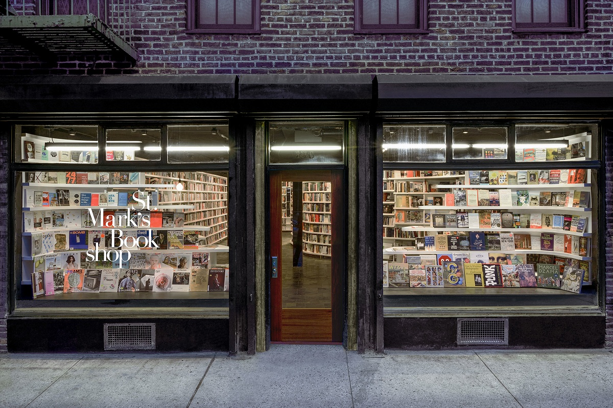 New St Marks Bookshop Is A Twist On An Old Favorite
