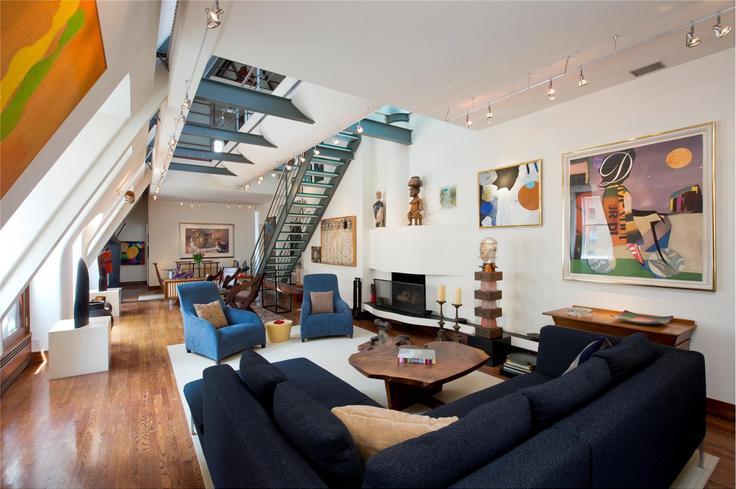 The Dakota, 1 West 72nd Street penthouse, Dakota apartments, Upper West Side real estate