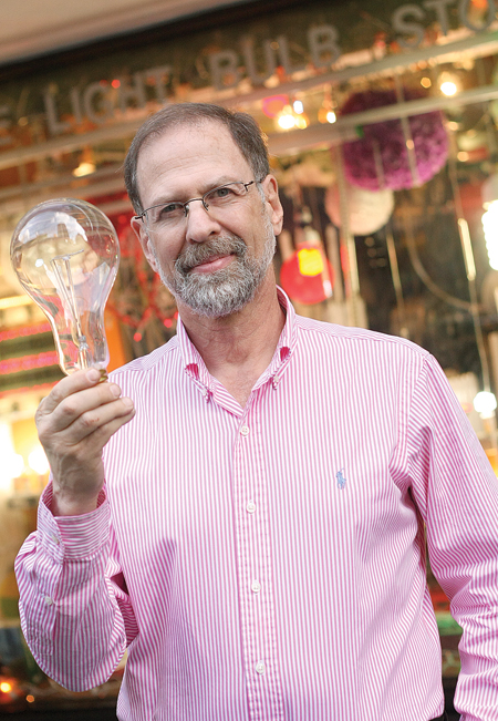 David Brooks, just bulbs, just bulbs nyc, just bulbs upper east side