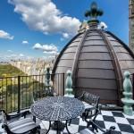 The Plaza, Plaza penthouse, Tommy Hilfiger's Plaza penthouse, central park views