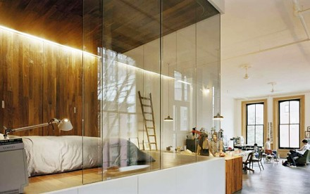 Jane Kim Design White Street Loft