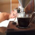 Joshua Renouf, Hybrid machine, Coffee Brewer and Alarm Clock, The Bariseur, British design,