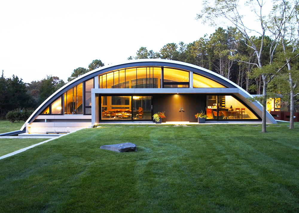 MB Architectures Stunning Energy efficient Green Arc