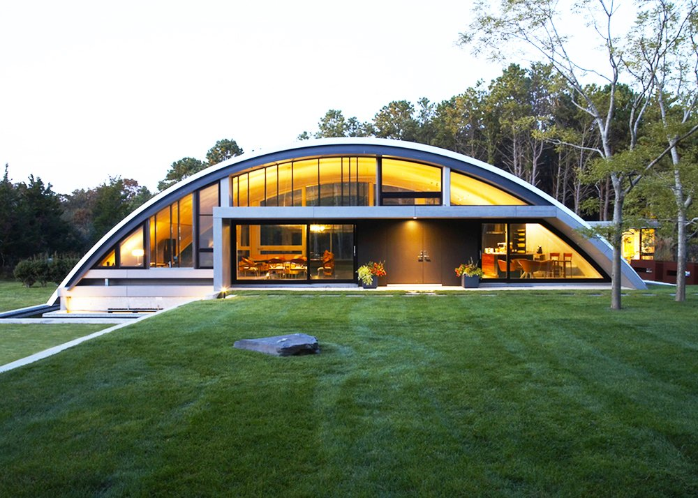 Mb architecture s stunning energy efficient green arc for Efficiency house