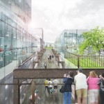Queensway Connection, NYC design competition, Queensway, Make It! Grow It!
