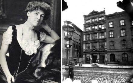 edith wharton, edith wharton nyc home, famous writer's homes