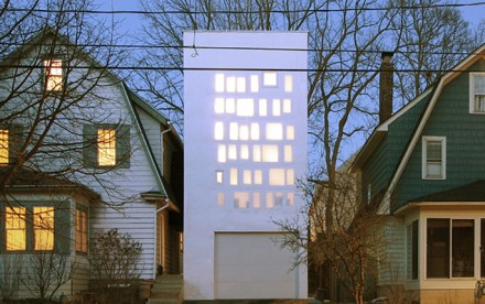 Para-Project, Van Alen Institute, Syracuse New York, Haffenden House